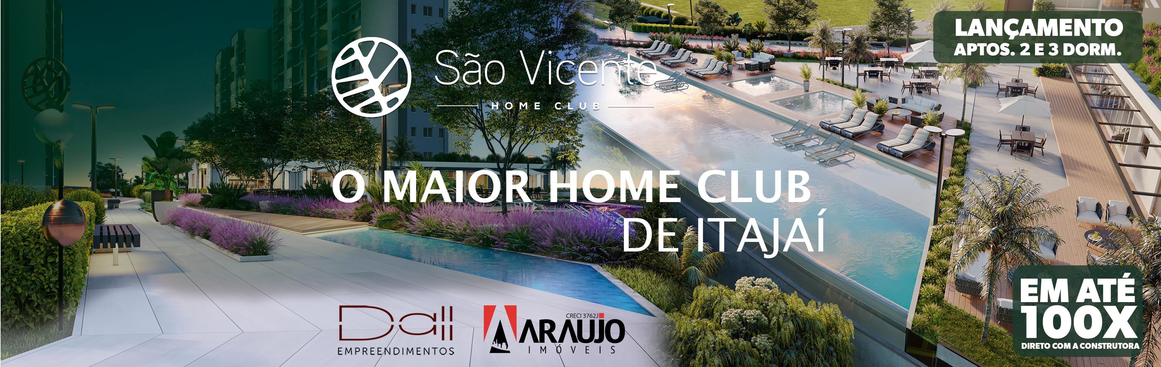 São Vicente Home Club
