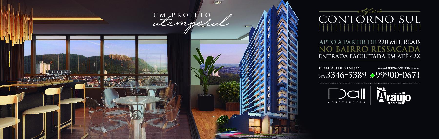 Edifício Residencial Contorno Sul - Itajaí