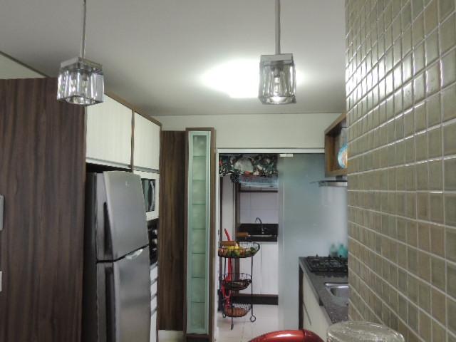 Oportunidade  3 dormitórios Mobiliado e Decorado-104690
