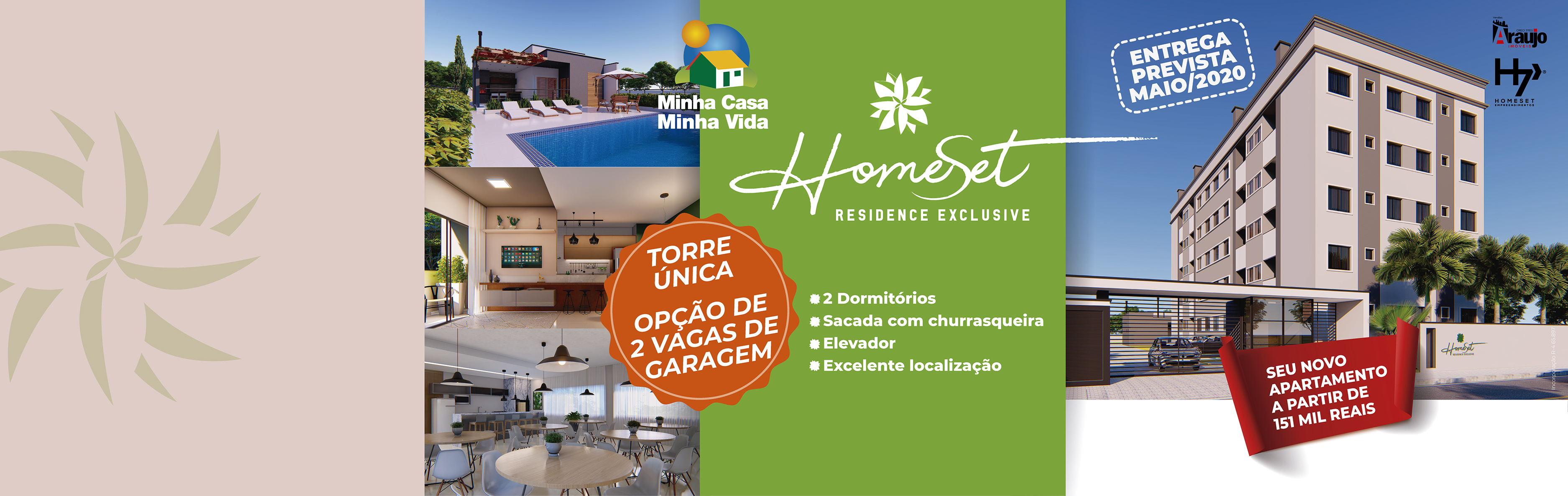 Homeset Exclusive - Itajaí