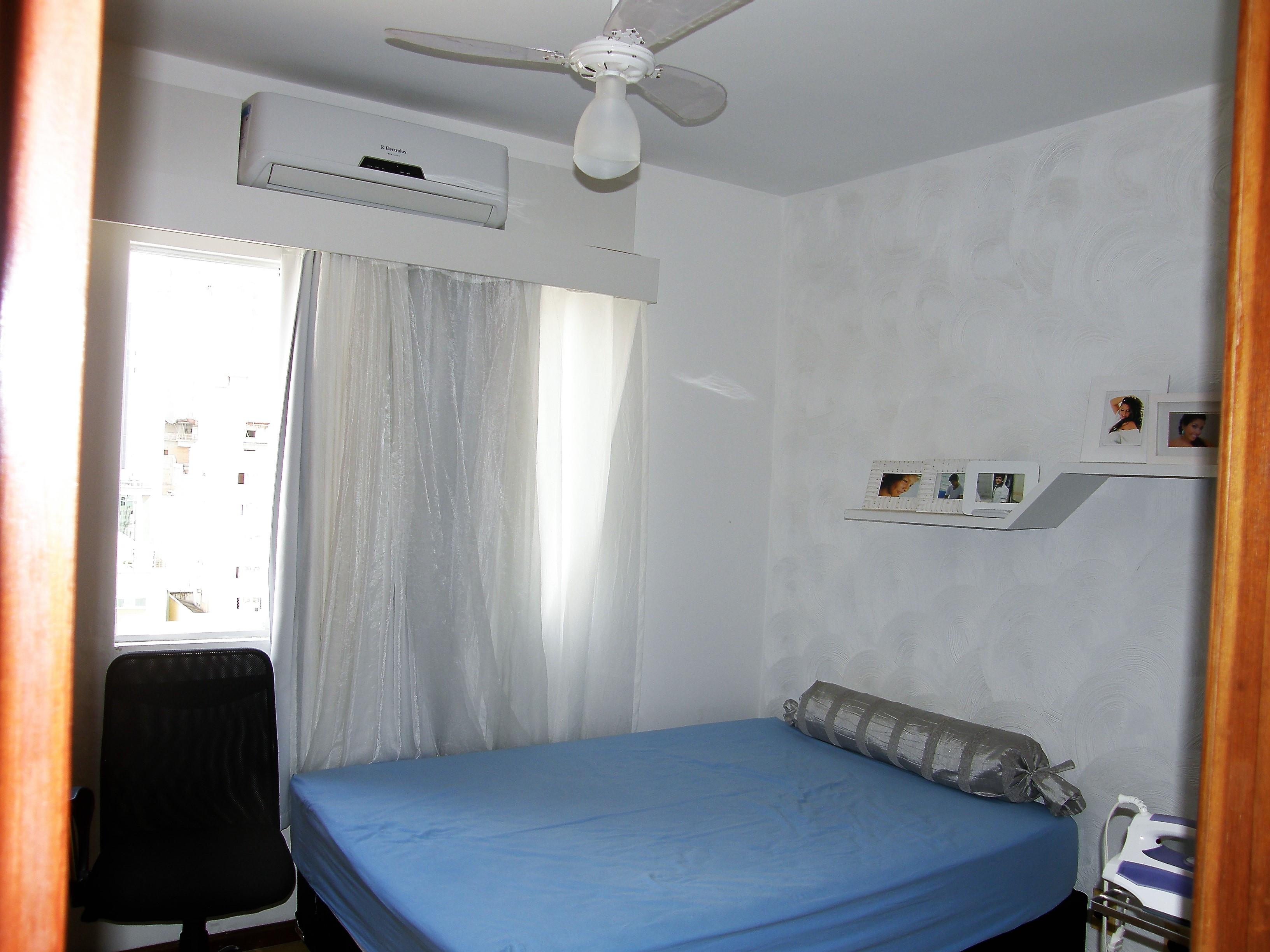 02 dormitórios Mobiliado-104786