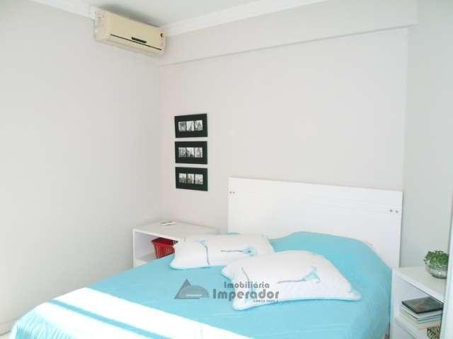 Confortável Cobertura com 03 quartos, sendo 01 suíte!-104837