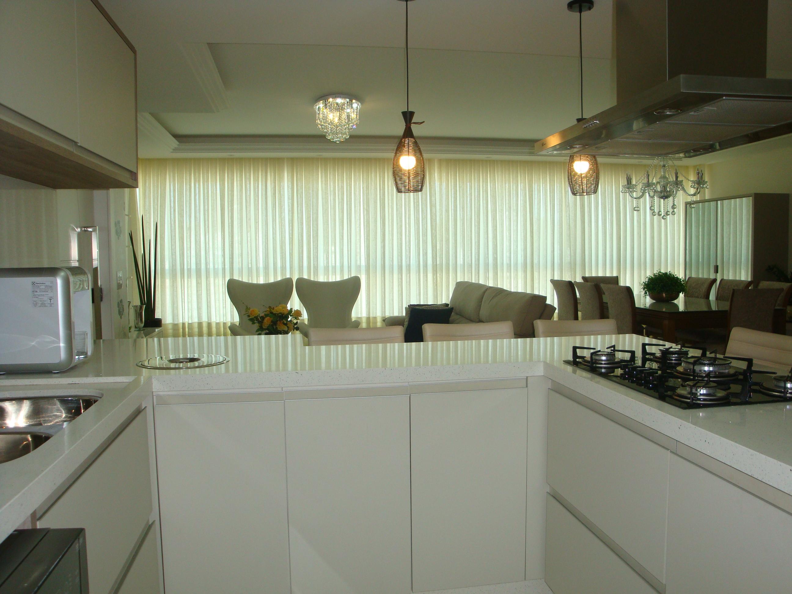 lindo apartamento mobiliado e decorado no centro-104765