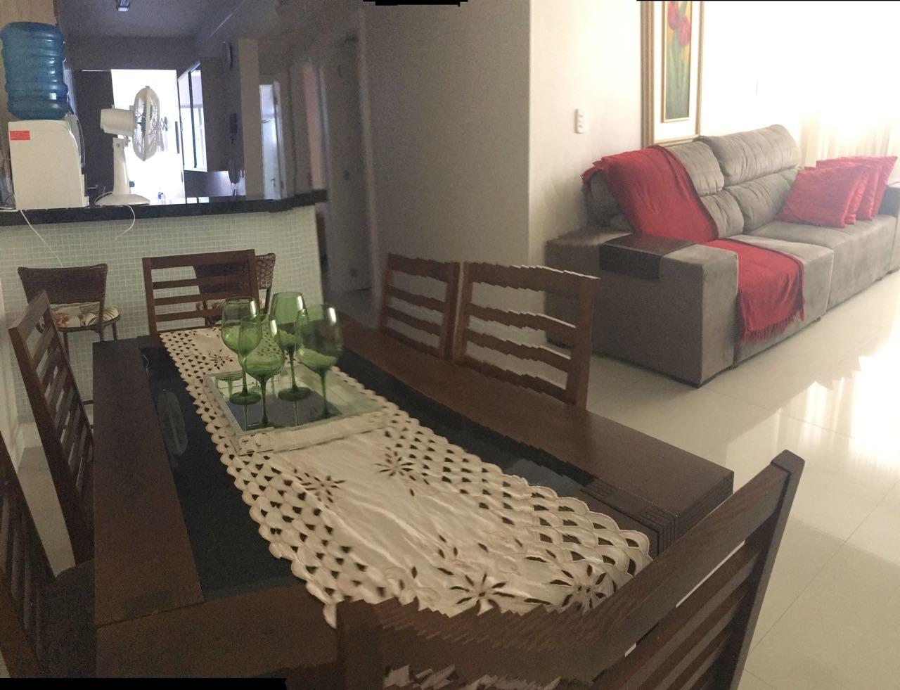 Apartamento mobiliado quadra mar!-104400