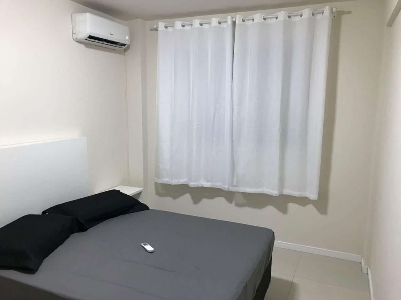 1 Suíte + 1 Dorm, Amplo terraço e 1 Vaga Garagem-104802