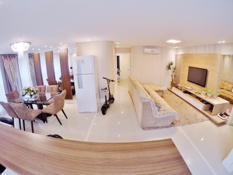 Belíssimo Apartamento, decoração impecável.-104643